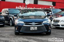 Toyota Camry car for sale 2016 in Amman city