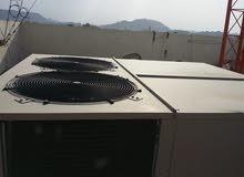 مكيف مركزي يورك 16 طن نظيف للبيع كهرباء 220