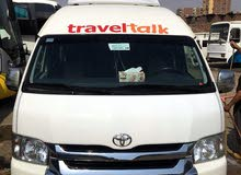 Hiace 2017 for rent in Cairo