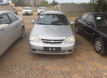 Chevrolet Optra 2007 - Manual