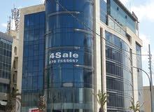 مجمع للبيع في الشميساني خلف البنك العربي بالقرب من لبناني سناك
