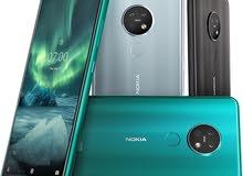 الآن لدى سبيد سيل Nokia 7,2  & 3.2 & 2.2 الجديد كلياً