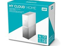 WD My cloud home السحابة التخزينية المنزلية