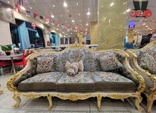 New Sofas - Sitting Rooms - Entrances available for sale in Al Batinah
