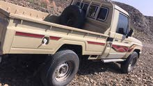 Toyota Land Cruiser Pickup car is available for sale, the car is in Used condition
