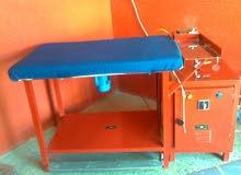 ماكينات كوي و بويلرات بخار وتجهيزات دراي كلين جديد و مستعمل و مجدد للبيع