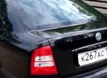 سيارةا اوكتافيا99 للمعاقين