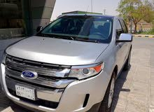 Silver Ford Edge 2014 for sale