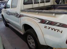 هيلوكس 2014 للإيجار مع سائقها