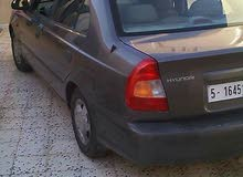 2001 Used Verna with Manual transmission is available for sale