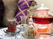اطقم تركية للشاي و القهوة