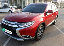 Mitsubishi outlander full option