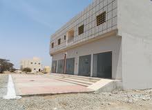 محل للإيجار صحار مويلح خلف مستشفى صحار المرجعي والكليه الطبيه ومدارس الباطنه وصح