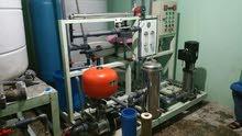 محطة لتنقية المياه بحالة ممتازه للبيع