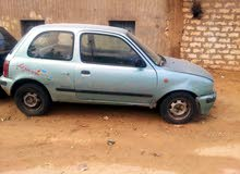 km mileage Nissan 100NX for sale