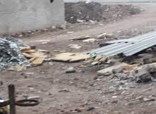 قطعة أرض مباني للبيع بميت غمر مساحتها 80 م2 تطل علي شارعين  وجاهزة للتسليم