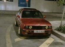 Manual Maroon BMW 1990 for sale