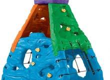 لعبة جبل التسلق لأطفال الحضانات والروضات والمدارس