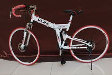 "VLRA 27"" FOLDABLE BICYCLE"