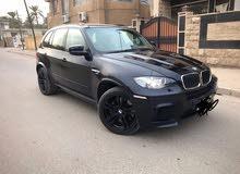 New BMW M5 in Baghdad