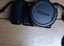 Camera Nikon cool pix L830