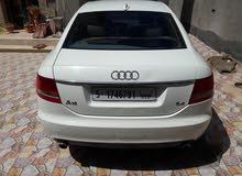 Manual White Audi 2006 for sale
