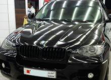 BMW X6 TURBO V6 MODEL 2010