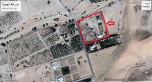 للبيع مزرعة م 25 الف م2 , شارعين , العيينة , شمال الرياض