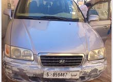Manual Grey Hyundai 2000 for sale