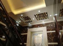 شقة ذات تشطيب فندقي للبيع بالاقساط في عرجان