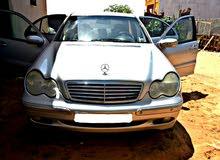 Mercedes Benz C 230 2001 - Automatic