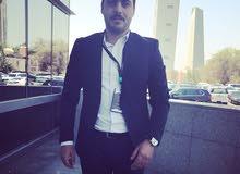 شاب اردني يبحث عن عمل أداري.تسويق مبيعات