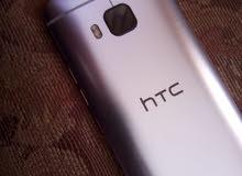 HTC m9 للبيع او للبدل على ايفون 6 او 6 بلس