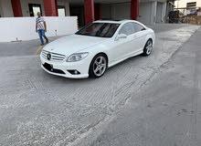 Mercedes Benz CL500 / 2007 (White)