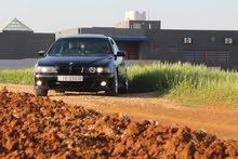 BMW 520i e39 بي ام دبليو (الدب)