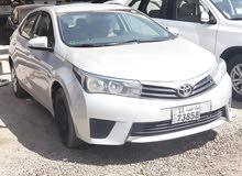 Toyota Corolla car for sale 2016 in Farwaniya city