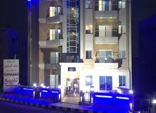 شقة للبيع في منطقة طبربور _ مساحة 145 متر _ خلف قاعات ليالي الشرق_ تشطيبات رائعة
