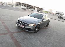 Mercedes Benz C 300 2015 For sale - Grey color