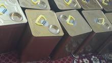 زيت زيتون اصلي  100 / 100 صلاه على النبي  علفحص  يوجد كميه كبيره