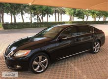 Lexus GS car is available for sale, the car is in  condition
