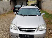 Silver Chevrolet Optra 2006 for sale
