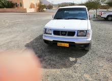 Gasoline Fuel/Power   Nissan Pickup 2000