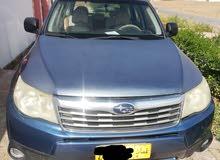 +200,000 km Subaru Forester 2009 for sale