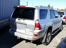 Available for sale! 0 km mileage Toyota 4Runner 2007