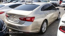 Chevrolet Malibu made in 2017 for sale