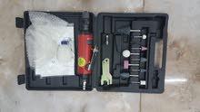 مكينة تنعيم الإطار قبل الرقع