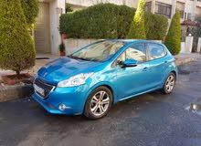 Peugeot 208 car for sale 2013 in Amman city