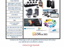 Professional IT Sales and  Services