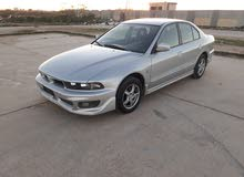 Gasoline Fuel/Power   Mitsubishi Galant 2004