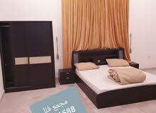 شقة غرفتين  وحمامين وصالة كبيرة راقية متميزة لهواة الرُقي والتميز